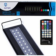 Current USA Satellite Freshwater Plus Aquarium LED Light, 24 - 36 in
