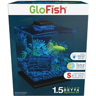 GloFish Aquarium Starter Kit, 1.5 gallon