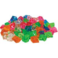 GloFish Accent Gravel For Aquariums, Multicolored, 2.8-oz bag