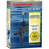 Marineland Penguin Submersible Power Head, Size 550