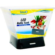 Tetra LED Betta Tank, 1-gal