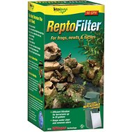 Tetrafauna ReptoFilter for Frogs, Newts & Turtles, Medium, 90 GPH