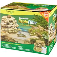 Tetrafauna Decorative ReptoFilter for Frogs, Newts & Turtles, 55 gallon