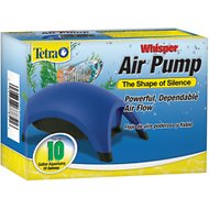 Tetra Whisper Non-UL Air Pump for Aquariums, Size 010