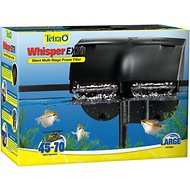 Tetra Whisper EX Power Filter for Aquariums, 45 - 70 gallon