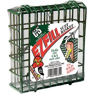 C&S Ez Fill Suet Basket Wild Bird Feeder