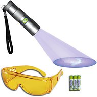 Doggone Pet Products UV Flashlight Pet Urine & Stain Detector Kit