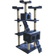 IRIS 72-Inch Cat Tree, Navy
