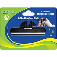 Dakpets FURblaster Deshedding & Light Trimming Tool Replacement Comb for Dogs & Cats