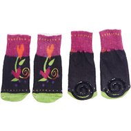Ultra Paws Doggie Socks for Dogs, Gerty, Small