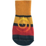 Ultra Paws Doggie Socks for Dogs, Oakley, Medium