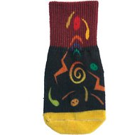 Ultra Paws Doggie Socks for Dogs, Shazam, Medium