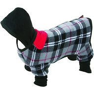 Ultra Paws SnoJam Fleece Dog Coat, Medium