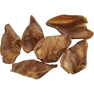 Pet 'n Shape USA All-Natural Pig Ear Dog Treats, 100 count