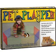 Prevue Pet Products Multi-Color Small Animal Playpen, 36-inch