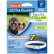 Hartz UltraGuard Flea & Tick Collar for Large Dogs, 1 count