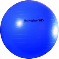 Horsemen's Pride Mega Ball Horse Toy, Blue, 30-in