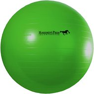 Horsemen's Pride Mega Ball Horse Toy, Green, 40-in
