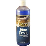 Fiebing's Blue Frost Whitening Horse Shampoo, 16-oz bottle