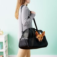 OxGord Pet Carrier, Black, Large