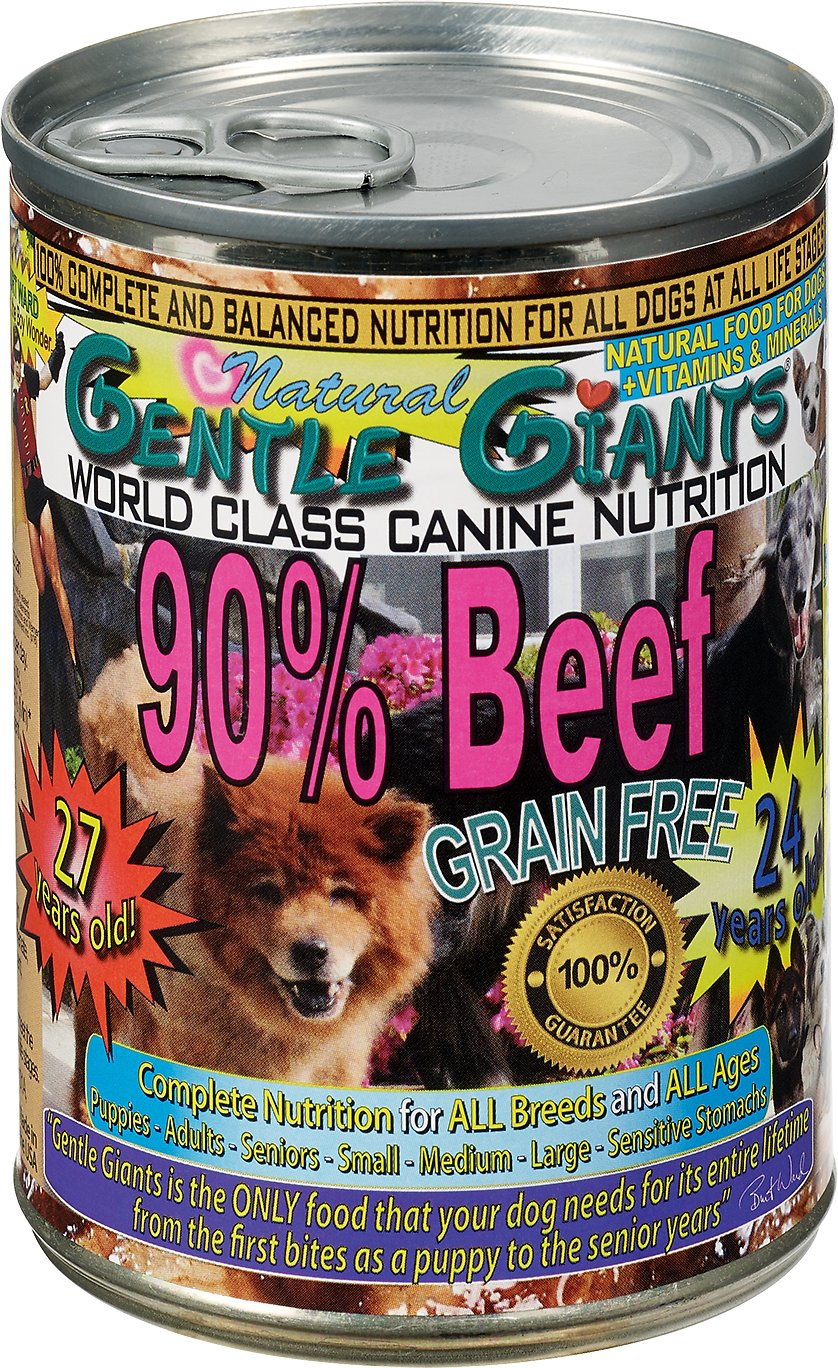 Reviews For Gentle Giant Dog Food