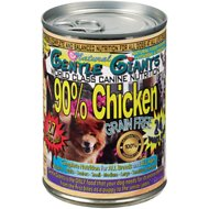 Gentle Giants Canine Nutrition 90% Chicken Grain-Free Canned Dog Food, 13-oz, case of 12