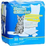 All-Absorb Disposable Cat Litter Pads