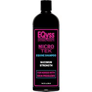 EQyss Grooming Products Micro-Tek Soothing Horse Shampoo, 32-oz bottle