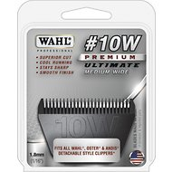Wahl Ultimate Competition Wide Detachable Blade Set for Horses, Size 10W