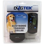 Dogtek Canicom Electronic Dog Training Collar, Black
