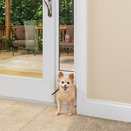 PetSafe Freedom Patio Pet Doors for Sliding Doors, 81-inches, Small