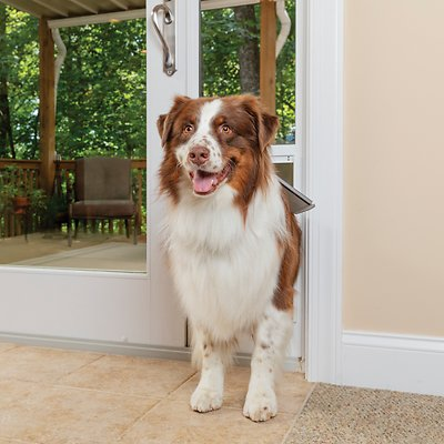PetSafe Freedom Patio Pet Doors for Sliding Doors, 81-in
