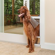 PetSafe Freedom Patio Pet Doors for Sliding Doors, 81-in, Large, Tall
