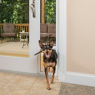 PetSafe Freedom Patio Pet Doors for Sliding Doors, 96-inches, Medium