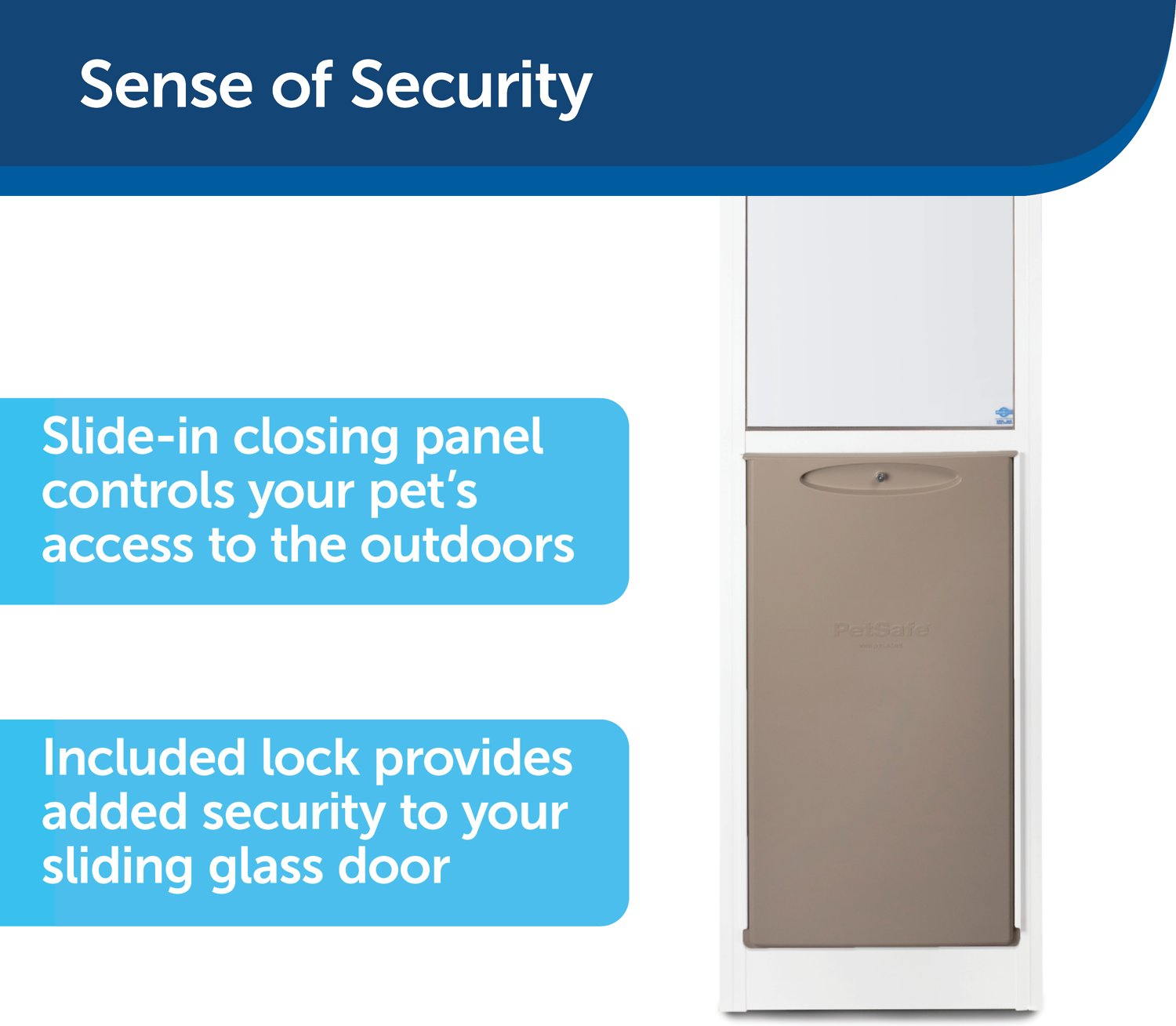 Petsafe Freedom Patio Pet Doors For Sliding Doors 96 In
