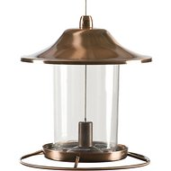 Perky-Pet Panorama Bird Feeder, Copper