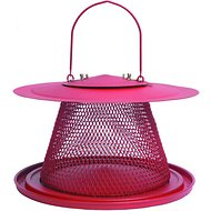 Perky-Pet Cardinal Wild Bird Feeder, Red