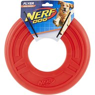 Nerf Dog Atomic Flyer Dog Toy, Large