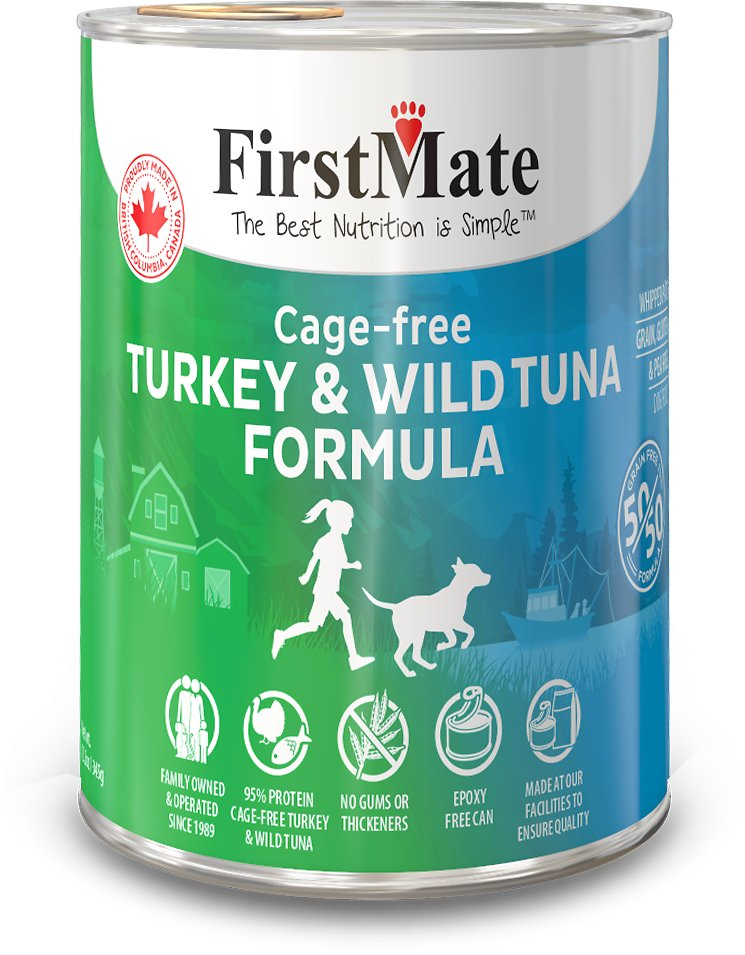First Mate Wet Dog Food Review