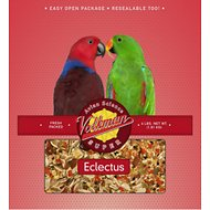 Volkman Avian Science Eclectus Bird Food, 4-lb bag