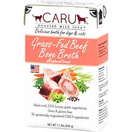 Caru Grass-Fed Beef Bone Broth for Dogs & Cats, 1.1-lb box