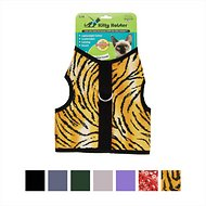 Kitty Holster Cat Harness, Tiger Stripe, Small/Medium