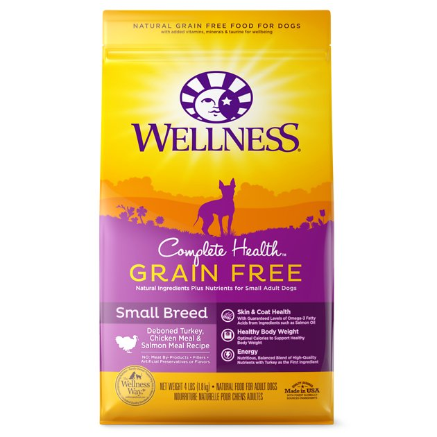 wellness dry dog food reviews