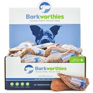 Barkworthies Chicken Jerky Dog Treats, case of 100