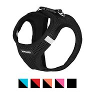 Best Pet Supplies Voyager All Season Pet Harness, Black, Small
