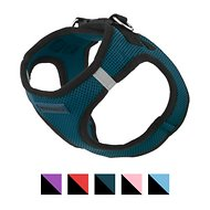 Best Pet Supplies Voyager All Season Pet Harness, Blue Base, Small