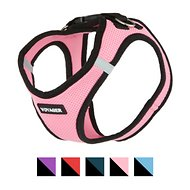 Best Pet Supplies Voyager All Season Pet Harness, Pink Base, Large