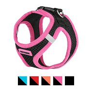 Best Pet Supplies Voyager All Season Pet Harness, Pink, X-Small