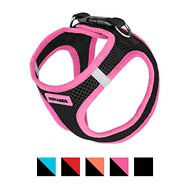 Best Pet Supplies Voyager All Season Pet Harness, Pink, Medium
