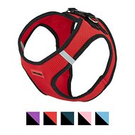 Best Pet Supplies Voyager All Season Pet Harness, Red Base, X-Large